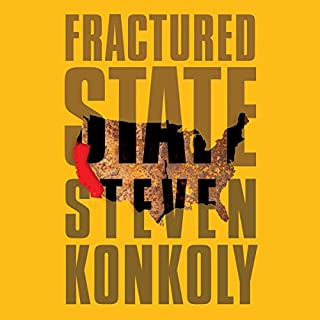 Fractured State audiobook cover art