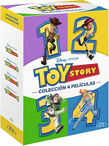 Pack 1: Toy Story 4 [Blu-ray]