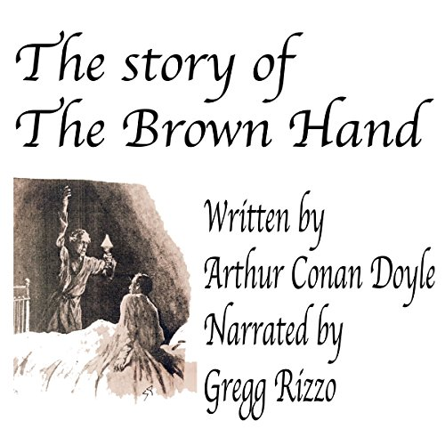 Page de couverture de The Story of the Brown Hand