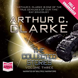 The Collected Stories - Vol III audiobook cover art