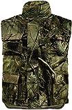 normani US Army Steppweste wattierte Allroundweste Farbe Hunting-Camo Größe 6XL