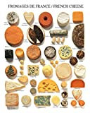 1art1 45277 Käse - Käse Aus Frankreich Kunstdruck 50 x 40