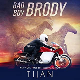 Bad Boy Brody                   By:                                                                                                                                 Tijan                               Narrated by:                                                                                                                                 Sebastian York,                                                                                        Brooke Bloomingdale                      Length: 9 hrs and 13 mins     154 ratings     Overall 4.6