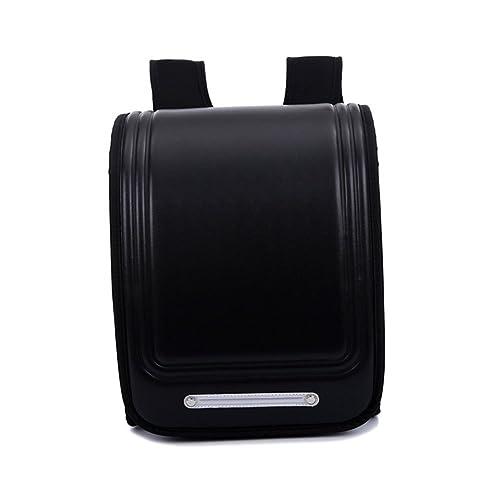 4329d35a7f28 Japanese Primary and Secondary School Bag Children Backpack Burden  Reduction Shoulderbag Shoulder Bag-Black