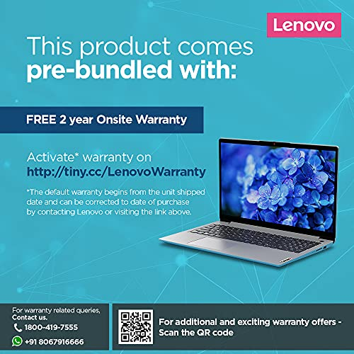Lenovo IdeaPad 3 (2021) | 11th Gen Intel Core i5 |15.6