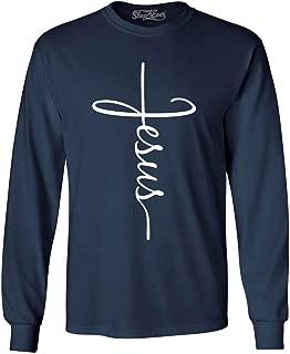 Jesus Cross Long Sleeve Shirt