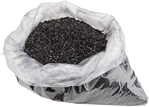 Granular Activated Coconut Shell Carbon Media - 1/2 Cubic Ft   12x40 Mesh - Replacement Media for Water Filters