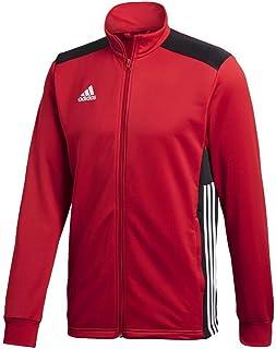 Adidas Regista18 träningströja, sportjacka, man Power röd/svart XL