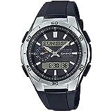 [カシオ] 腕時計 ウェーブセプター 電波ソーラー WVA-M650-1AJF ブラック