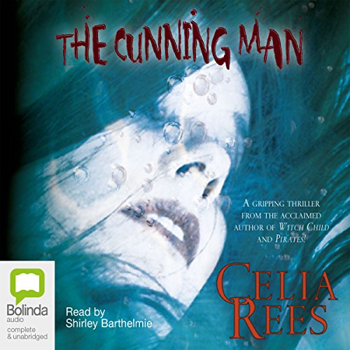 The Cunning Man audiobook cover art