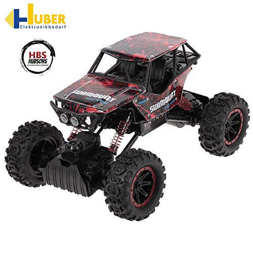 HBS Hubsons® RC Extrem Buggy Crawler mit Ketten und Räder inkl. Akku und Ladegerät ferngesteuert