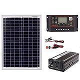 kit solar panel 1500w