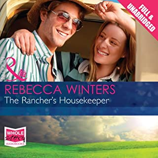 The Rancher's Housekeeper cover art