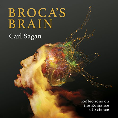 Broca's Brain audiobook cover art