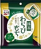 永谷園 ひとくち和菓子 抹茶わらびもち 5食入 ×6袋