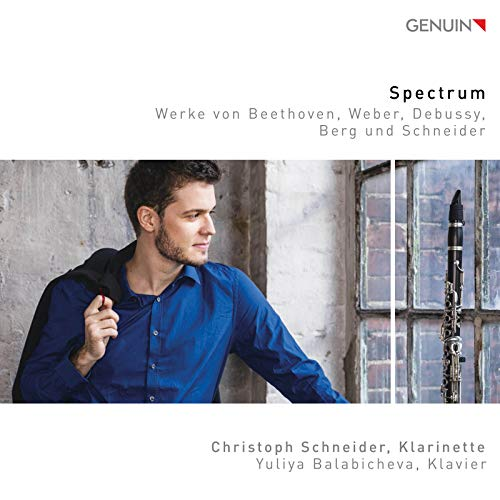 Violin Sonata No. 5 in F Major, Op. 24 Spring (Arr. C. Schneider for Clarinet & Piano): III. Scherzo. Allegro molto