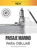 paisaje marino: para dibujar