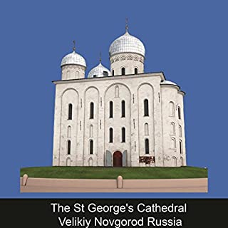 The St. George's Cathedral Velikiy Novgorod Russia cover art