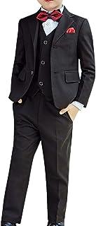 男の子 フォーマル テールコート子供スーツ ギッズ服 演出服 燕尾服 8点大変お得セット