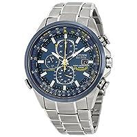 【シチズン】 CITIZEN エコドライブ ブルーエンジェルス クロノグラフ メンズ AT8020-54L 腕時計【並行輸入品】 KOOMOLL