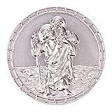 Fritz Cox® Sankt Christophorus modern, mit schlichtem Mosaik-Rand