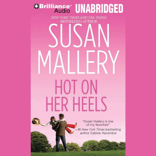 Hot on Her Heels cover art