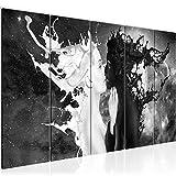Bilder Milk und Coffee Wandbild 200 x 80 cm - 5 Teilig