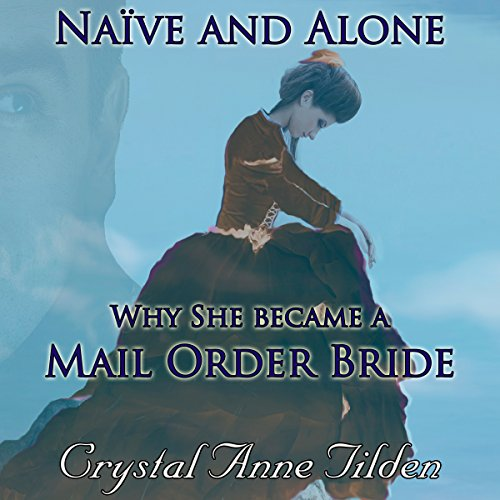 Naive and Alone audiobook cover art