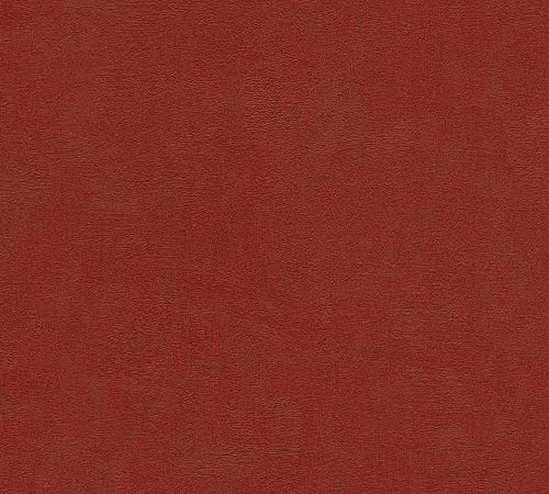 Daniel Hechter Vliestapete Tapete Unitapete 10,05 m x 0,53 m rot Made in Germany 952624 95262-4