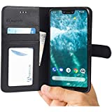 Abacus24-7 Google Pixel 3 XL Case, Wallet with...