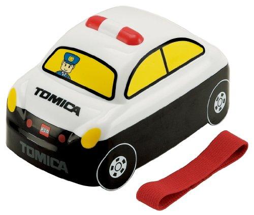 Tomy Tomica Boîte déjeuner Boite repas Bento LUNCH BOX(voiture de patrouille)