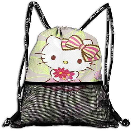 Not applicable La Moda Bolso Lazo Hello Kitty Mochila
