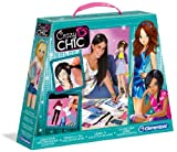 "Clementoni ""Crazy Chic Design Your Own Fashion Collection Kit (Multi-Colour)"