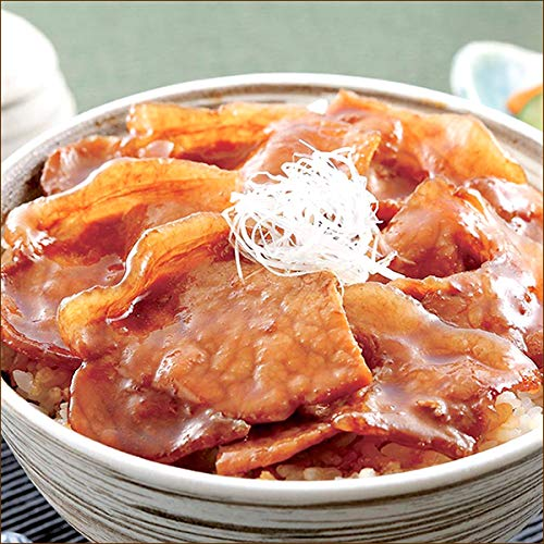北海道産 丼物 豚丼の具 (1食/冷凍品) 豚丼 どんぶりの具 肉の山本