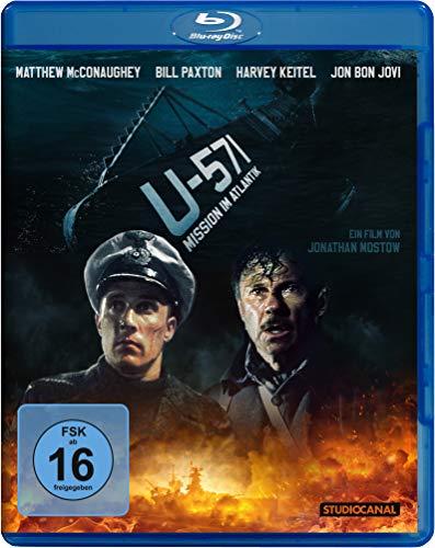 U-571 - Mission im Atlantik [Blu-ray]