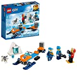 LEGO City Arctic Exploration Team 60191 Building Kit (70 Pieces) (Discontinued by Manufacturer)