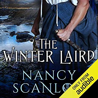 The Winter Laird audiobook cover art