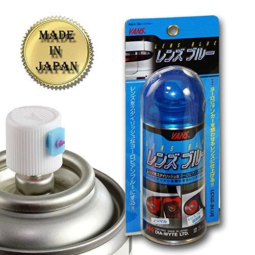 1 X Vans 110ML JDM Lens Blue Tint Head Tail Fog Bumper Light Painter Paint Spray