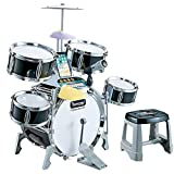 ドラムセット 子供用 キッズドラム 初心者用 ジャズドラム おもちゃ 1歳〜3歳〜6歳 太鼓 早期教育 音楽玩具 ドラム 打楽器 知育玩具 初級学習 組み立て簡単 生日プレゼント(bm)