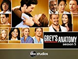 Grey's Anatomy (Yr 5 2008/2009)