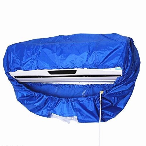 ALSKY エアコン 洗浄 カバー 掃除 シート 壁掛け用 排水 家庭用クリーニング,かぶせるだけでらくらく洗浄【ホース長さ 約1m】 (L)