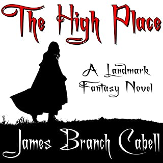 The High Place audiobook cover art