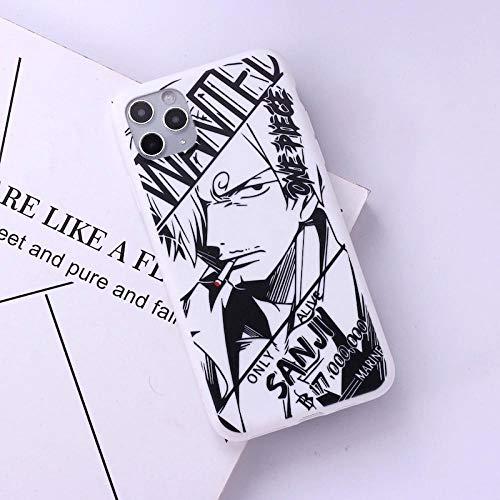 Anime Naruto 3D Soft Phone Case para iPhone 7 8 Plus X XR XS MAX 11 12 Pro MAX Mini SE 2020 Cartoon Cover-l_iPhone_11_Pro_MAX