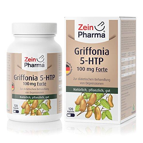 Griffonia 5-HTP 100mg Kapseln