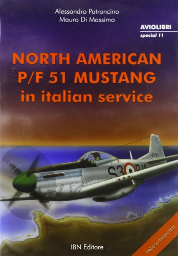 North american P-F 51 Mustang in italian service: 11