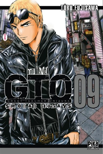 GTO Shonan 14 Days T09: Great Teacher Onizuka