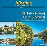 Egertal-Radweg • Ohře-Radweg: Vom Fichtelgebirge an die tschechische Elbe. 1:50.000, 282 km, GPS-Tracks Download, Live-Update: Vom Fichtelgebirge an ... Live-Update (bikeline Radtourenbuch kompakt)