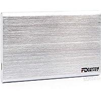 Fantom Drives External SSD 240GB USB 3.1 Gen 2 Type-C 10Gb/s - Silver - Windows - GFORCE 3.1 Portable SSD Series - CSD240S-W [並行輸入品]