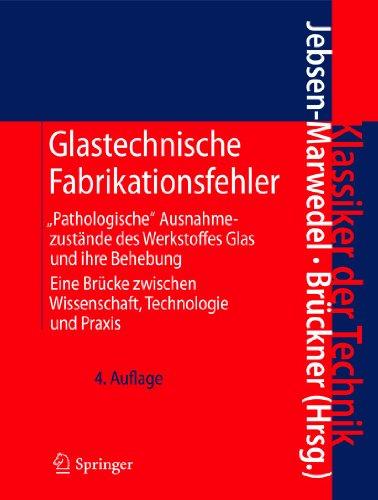 Glastechnische Fabrikationsfehler:
