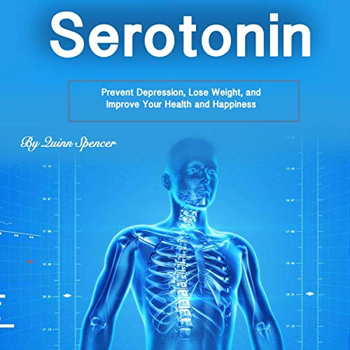Serotonin Audiobook By Quinn Spencer cover art
